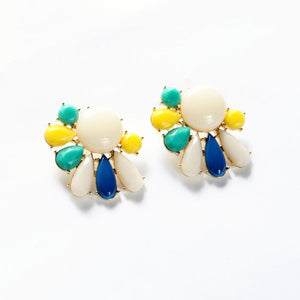 Drops of Summer Earrings earrings Vinty Jewelry