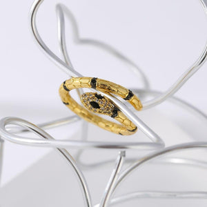 Snake Open Ring ring Vinty Jewelry