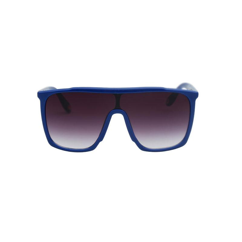 Square Large Sunglasses sunglasses Vinty Jewelry Navy