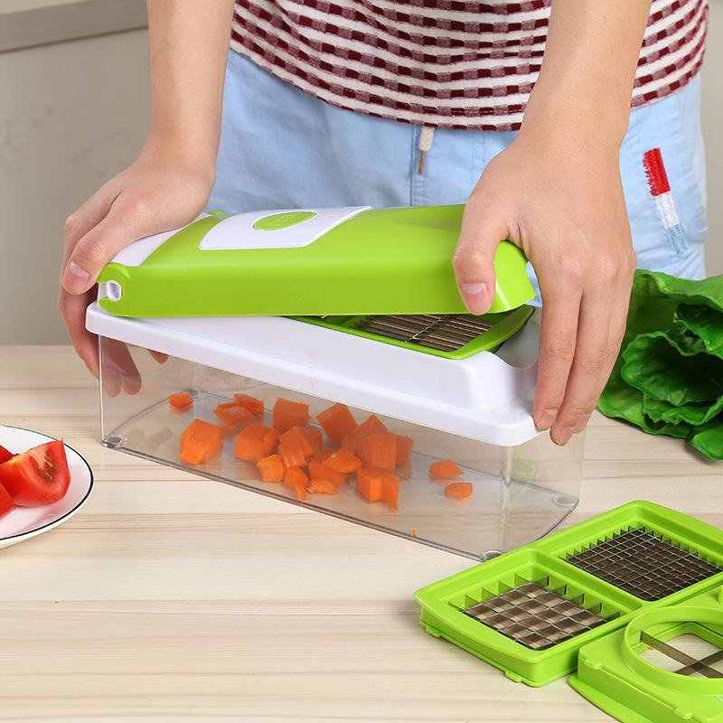 12 in 1 Magic Slicer and Container