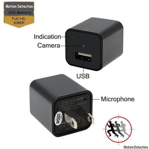 USB Spy HD Camera