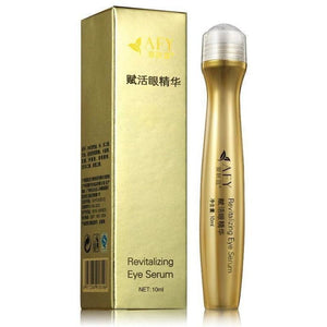 24K GOLDEN REVITALIZING EYE SERUM