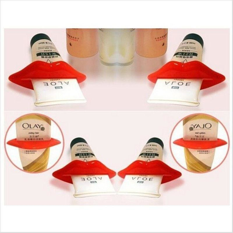 2X LIP TOOTHPASTE/CREAM SQUEEZER