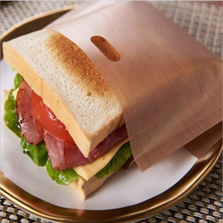 ToastAllYouWant® - Reusable Toaster Bag (5 PCS)