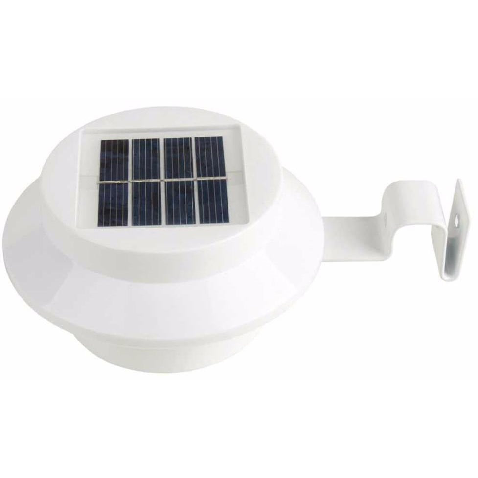 Outdoor Solar Powered LED Lamp (5-Pack)