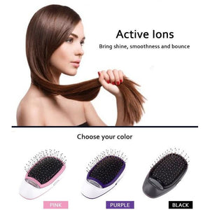 ByeBadHair® - Portable Electric Ionic Hairbrush