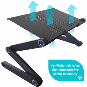 Portable  Adjustable Laptop Table Stand
