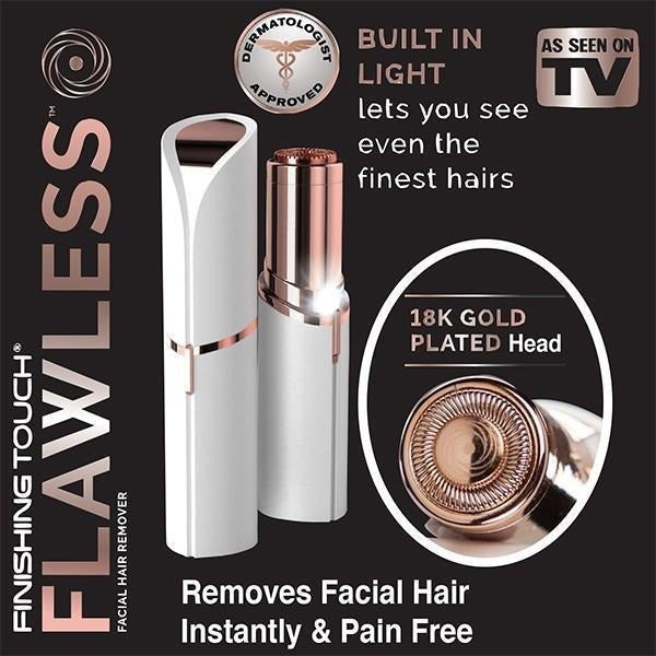 Finishing Touch© Flawless Hair Epilator