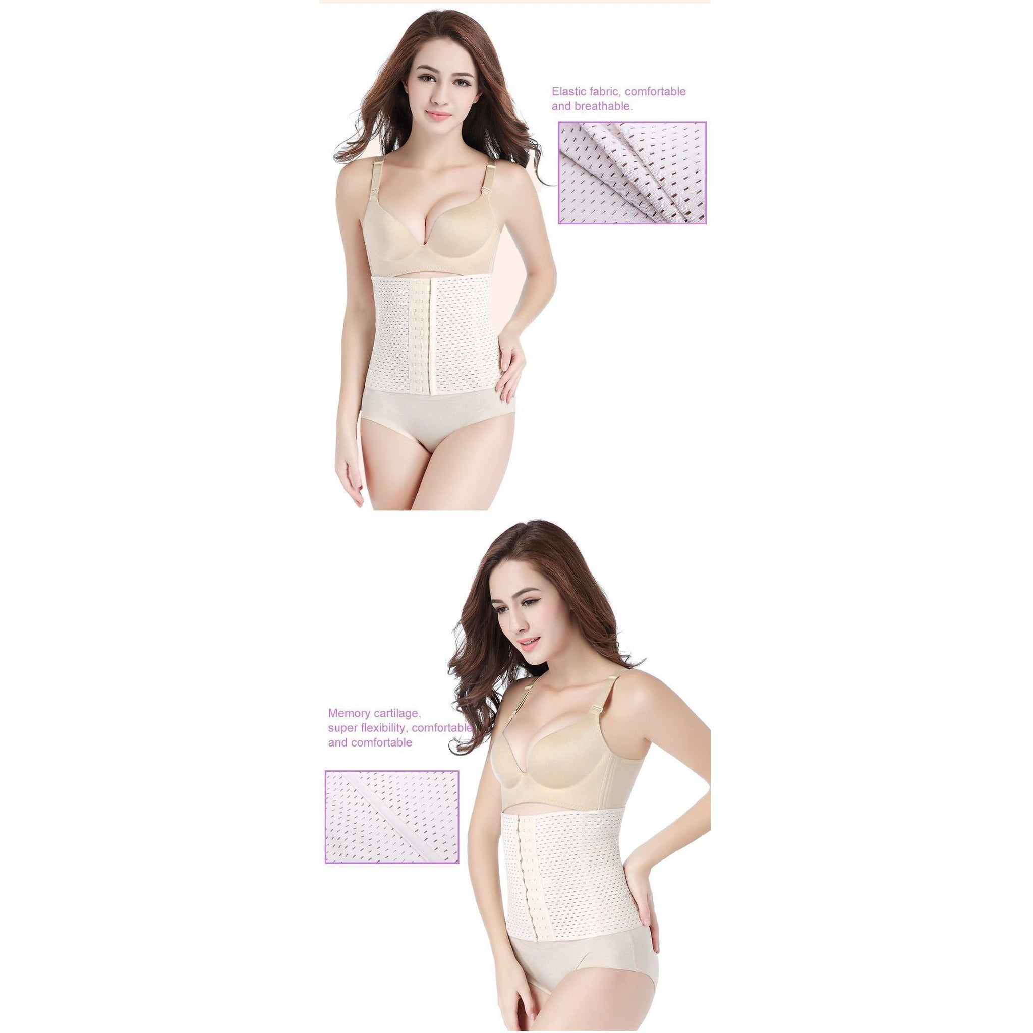 Slimming Shaper Waste Trainer - Hot Corset