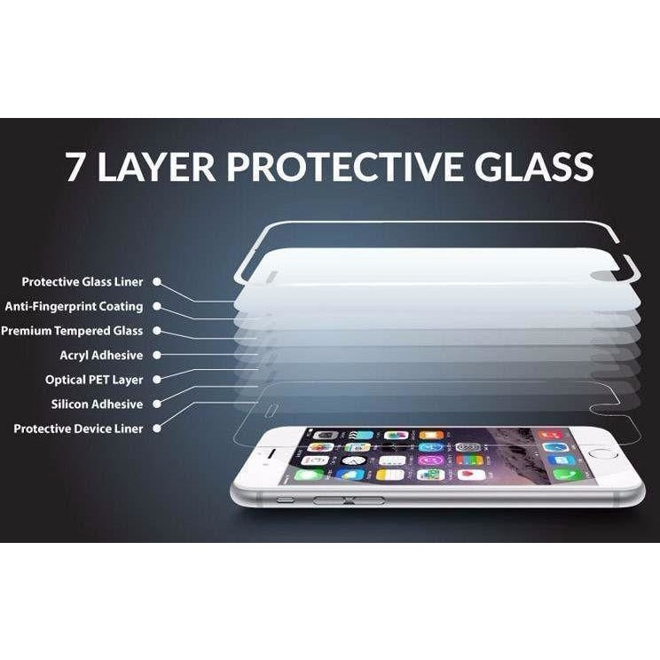 9H Tempered Glass iPhone Screen Protector