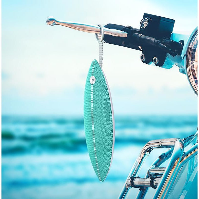 Floating Surfboard Speaker - Waterproof, Bluetooth