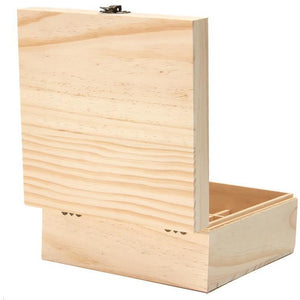 Essential Oil Box Organizer (25 slots)
