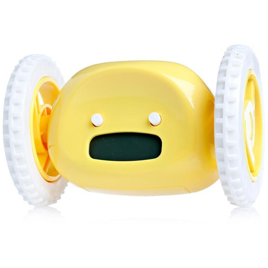 RUNAWAY™ Alarm Clock on Wheels