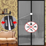 Magnetic Door - Insect-Invasion Protection