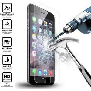 Premium Tempered Glass iPhone Screen Protector