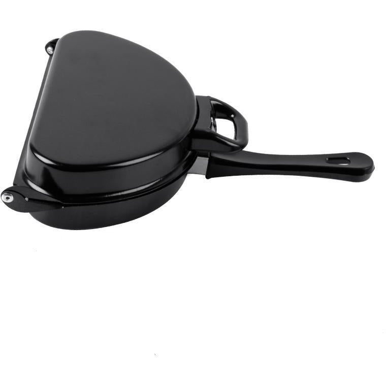 Folding Non-Stick Omelet Fry Pan