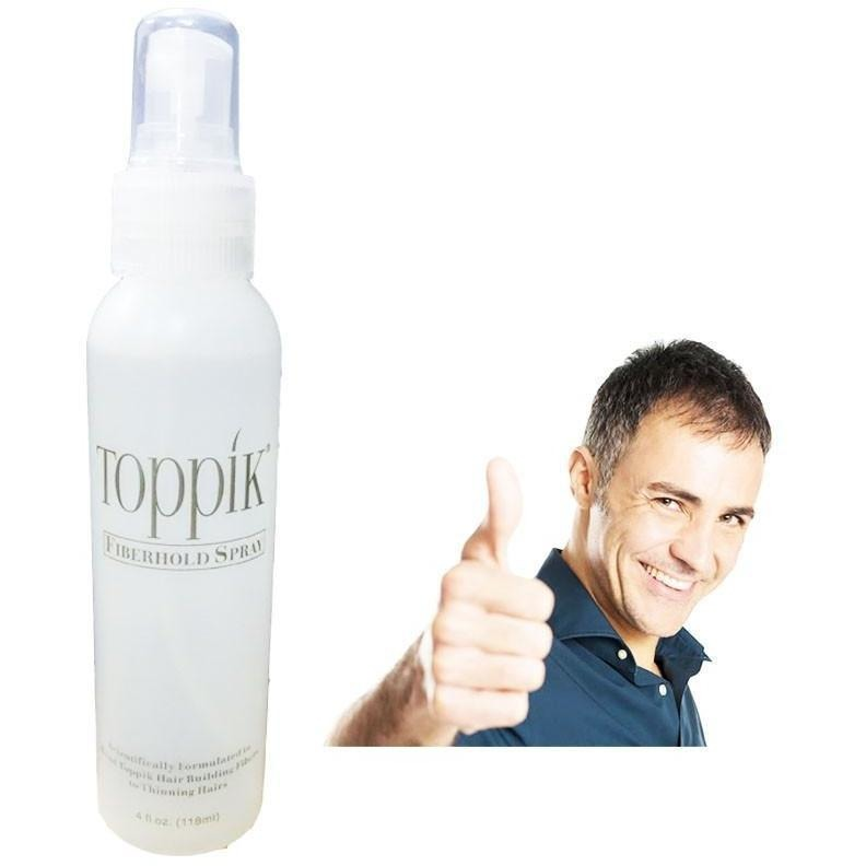 Toppik Fiber Holding Hair Spray [1 Bottle]