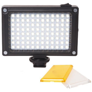 Rechargeable LED Video & Photo Light Kit