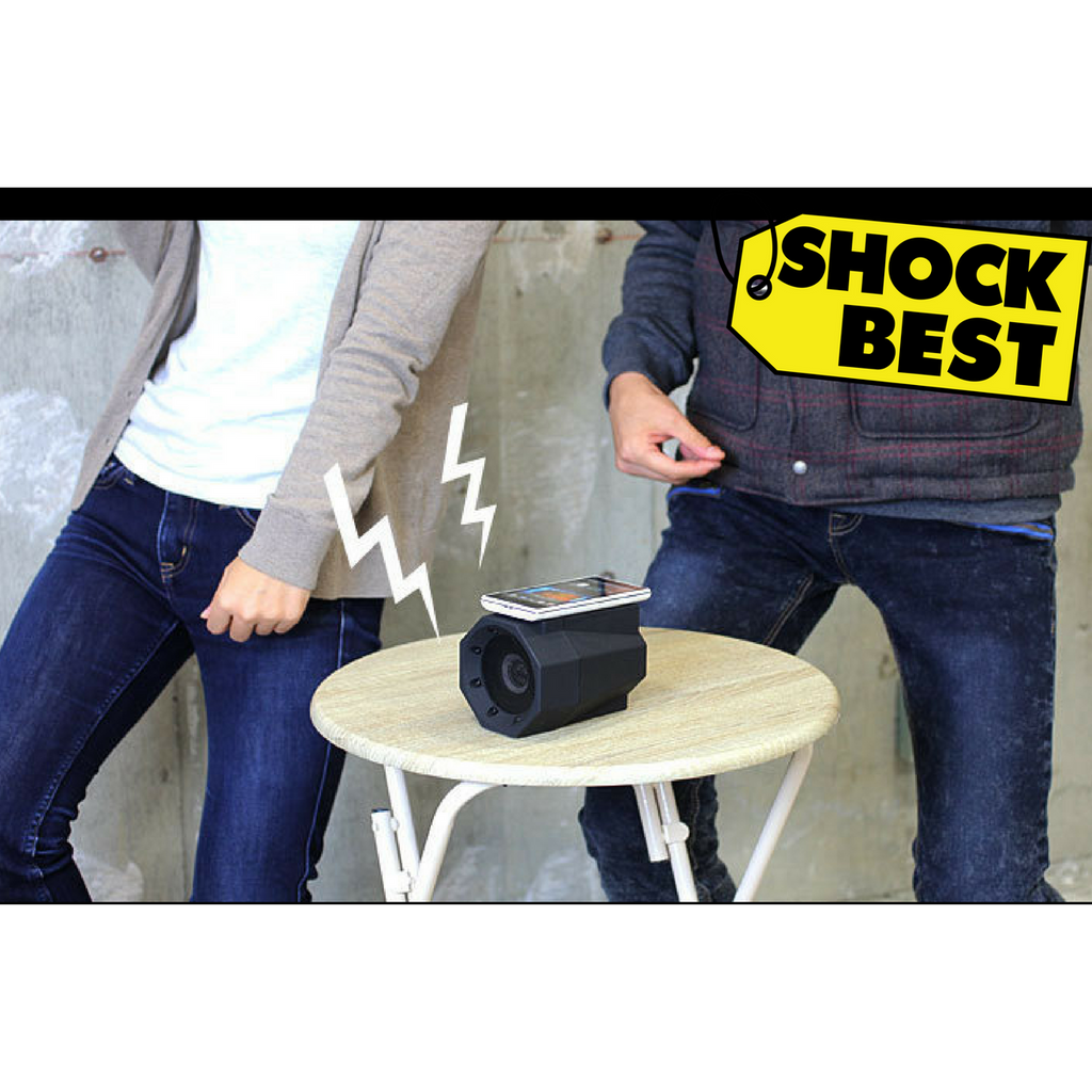 Smart™ Touch Induction Boombox Speaker