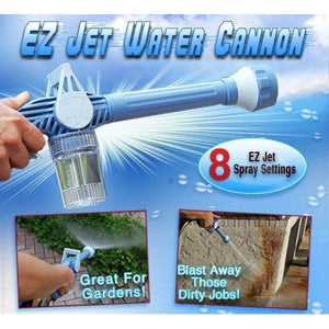 EZ Jet Water Cannon (8 spray settings)