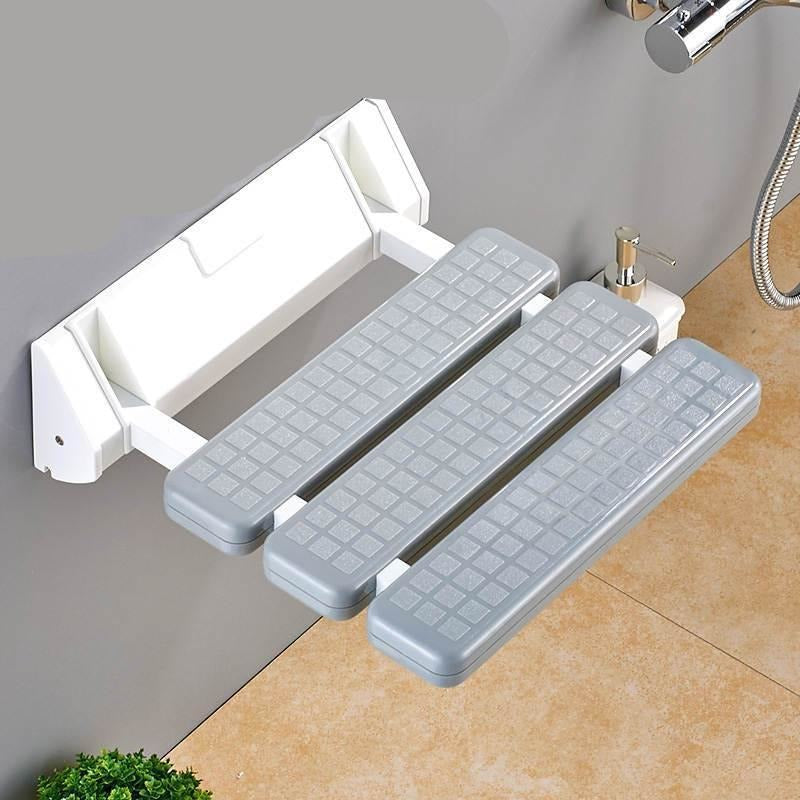 This sit down bathing comfort will make you comfortable while taking a shower; also, it adds beauty, versatility and value to your shower space. It will save space for your shower room as it is in comfortable and folding design. It is also smooth and easy to clean.