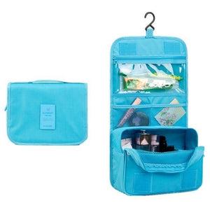 Portable Waterproof Bathroom Hanging Bags