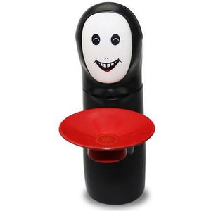 No Face Coin Saving Piggy Bank