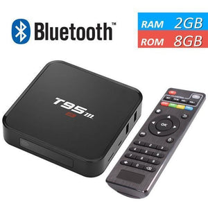 T95m™ Smart TV Box - The World Class TV Experience