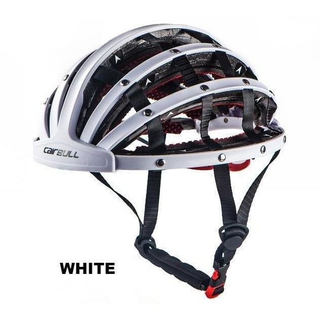 FOLDiMET® The Ultimate Portable Safety Helmet!