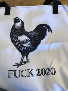 Tote Bags - Fuck 2020