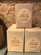 From Here to Immunity - Eucalyptus & Lemon Soy Candle