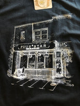 Four Star Cafe Lounge Sketch T-Shirt