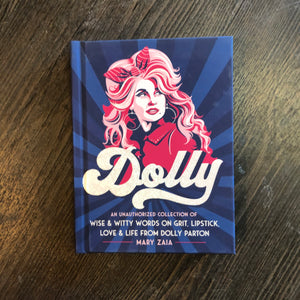 Dolly Parton Wise Words Collection Book