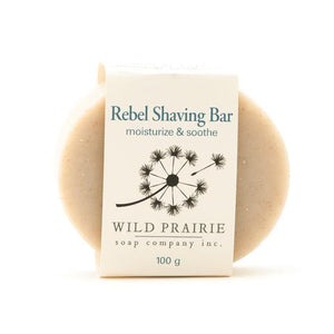 Rebel Shaving Bar Soap