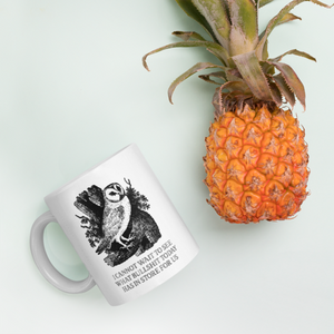 What Bull Shit is in Store Today - 15 oz coffee mug