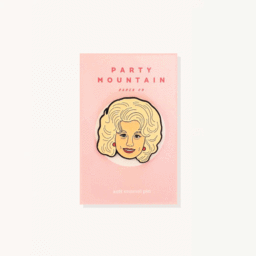 Dolly Parton Pin