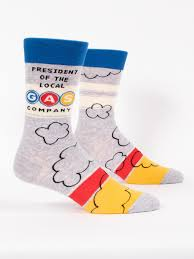 President of the GAS company Socks