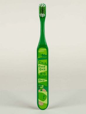 I'm A Golf Guy Toothbrush