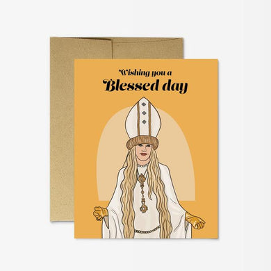 Moira Blessed- Greeting Card