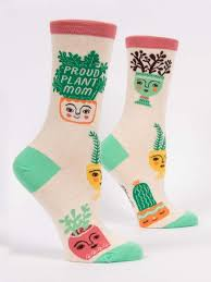 Plant Mom Socks