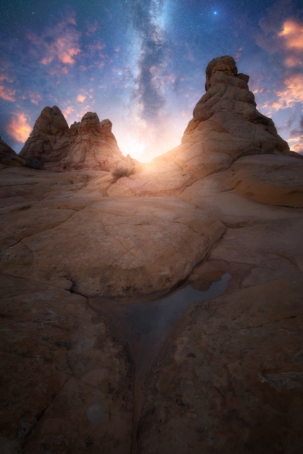 Coyote Butte Composite tutorial