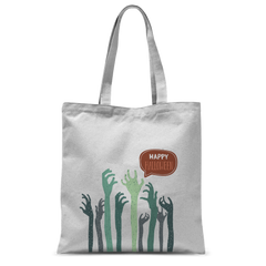 Happy Halloween Classic Sublimation Tote Bag
