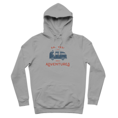 New Adventures Premium Adult Hoodie