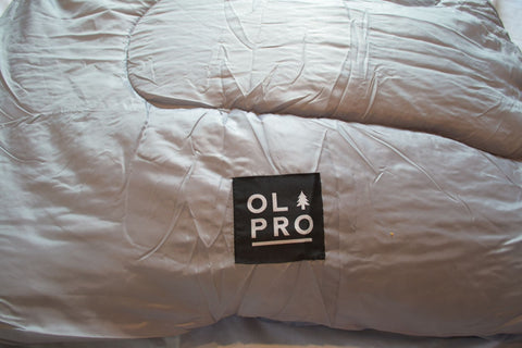 OLPRO Plain Hush Sleeping Bag