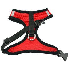 Air Mesh Harness Vest and Leash Set