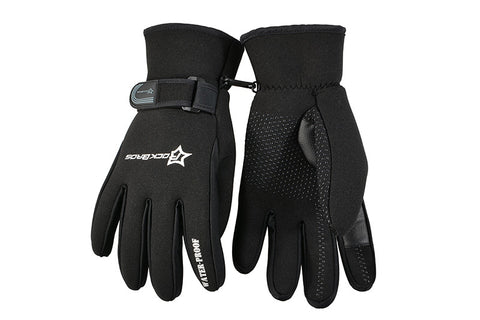 Windproof Ultra-thick Thermal Long Gloves