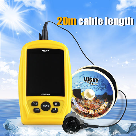 Portable Underwater Fishing Camera System