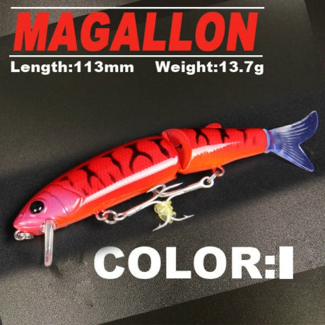 High quality fishing minnow lure