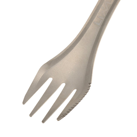 Titanium Fork Spoon Set