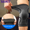 Image of Fitness Running Cycling Knee  Pad Sleeve